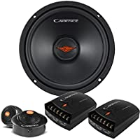 Cadence Acoustics QR65K 180W 6.5 2-Way Component Car Speaker System, Set of 2