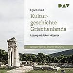 Kulturgeschichte Griechenlands | Egon Friedell