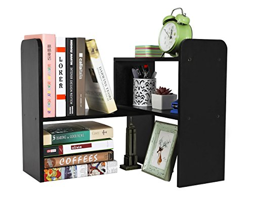 PAG Desktop Bookshelf Adjustable