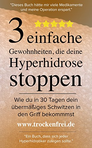 hyperhidrose stress