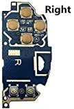 Right PCB Circuit Switch Key Board Replacement