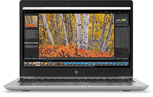 "HP ZBook 14u G5 14"" LCD Mobile Workstation"