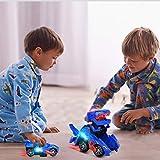 Villana Transforming Dinosaur Toys, Transforming