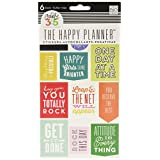 """Me and My BIG Ideas PPS-55 6-Sheets Create 365 The Happy Planner""""Get It Done"""" Stickers"""