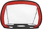 OFKPO Folding Portable Football Training Target Net for Children Or Kids Soccer Goal for Kids Backyard