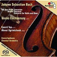 Violin Concertos No. 1 & 2; Concerto for 2 Violins by Vesko Eschkenazy (2013-08-05)