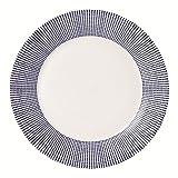 """Royal Doulton 40009457 Pacific Dots Salad Plate, 9"""""""