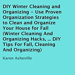 DIY Winter Cleaning and Organizing Audiobook