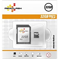 Maxflash 32GB Action Micro SDHC Card Class 10 One Color, One Size