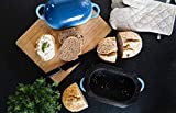 LoafNest: Incredibly Easy Artisan Bread Kit. Cast