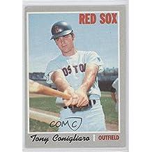 Tony Conigliaro (Baseball Card) 1970 Topps - [Base] #340