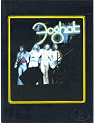Foghat 1977 Tour Concert Program Book Programme Poster