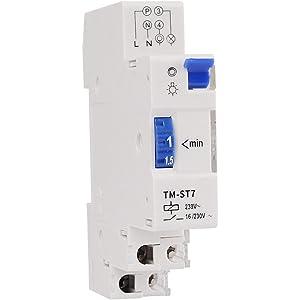Nitrip GRT8-A1 Mini rel/é de tiempo de retardo de encendido Montaje en riel DIN AC 220V