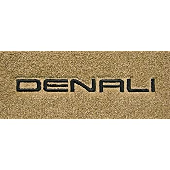 Amazon Com Gmc Yukon Denali Grey Custom Floor Mats Set
