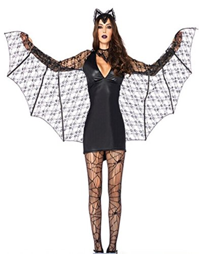AFSTUP Women's Bat Vampires Halloween Costumes