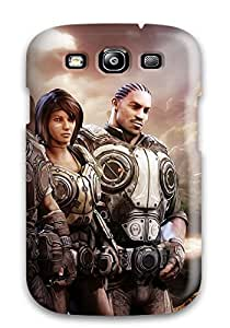 Galaxy S3 Cover Case - Eco-friendly Packaging(gear Of Gears Of War 3 )