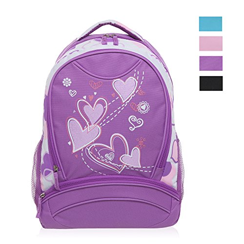 Hynes Eagle Sweetheart Pattern Backpack
