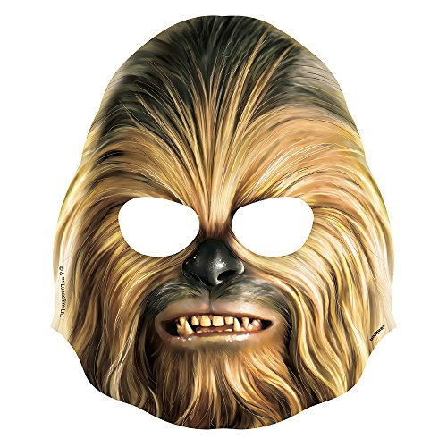 photo regarding Star Wars Printable Mask identified as Star Wars Episode VII Bash Masks, 8ct
