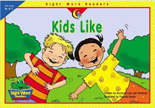 Amazon.com: Kids Like (Sight Word Readers) (9781574719154 ...