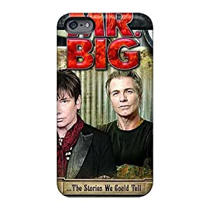 Great Hard Phone Cases For Iphone 6 (Mmz2358yOHt) Unique Design Nice Mr Big Band Series