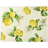 Benson Mills Lemon Cork Placemat (Set of 4), Ivory