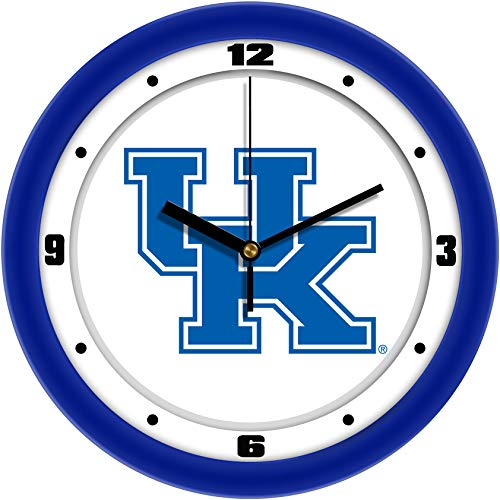 - SunTime Kentucky Wildcats - Weathered Wall Clock