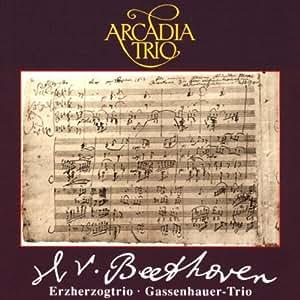Beethoven :Klaviertrios/Piano Trios opus 97 & opus 11
