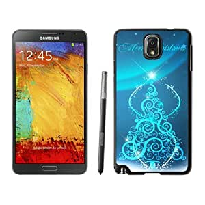 Popular Sell Design Christmas Tree Black Samsung Galaxy Note 3 Case 27