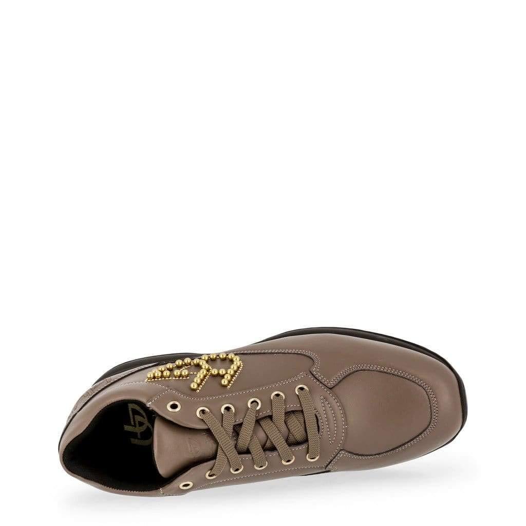 Donna ByblosAmazon Sneakers Marrone687001Blu Scarpe Basse it 35RjLc4Aq
