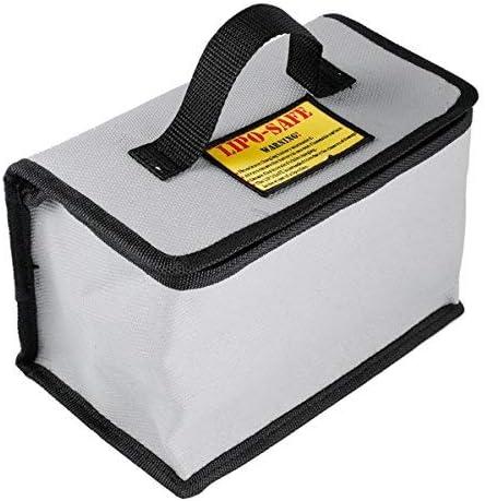 YUNIQUE ESPANA Seguridad, Carga de la batería de Almacenamiento Caja Fuerte Resistente al explosión Guardia Bolsa para RC Drone dji Mavic Pro Pilas (cm 215 x 155 x 115)