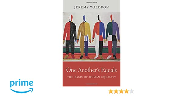one another s equals the basis of human equality