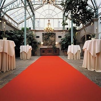 Unterschiedlich Roter Teppich - Hochzeitsteppich - VIP Teppich (4,50EUR/m²) - 1  VR62