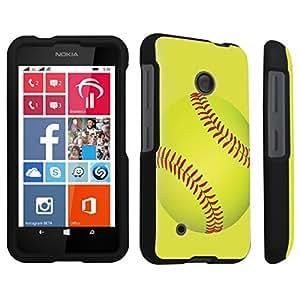 DuroCase ? Nokia Lumia 530 Hard Case Black - (Softball)