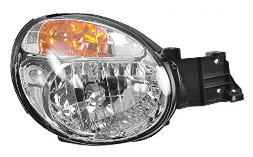 Headlight Headlamp Passenger Side Right RH for 02-03 Impreza Outback WRX