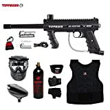 MAddog Tippmann 98 Custom Beginner Protective CO2 Paintball Gun Package – Black Review
