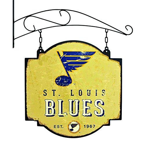 Winning Streak NHL Saint Louis Blues Vintage Tavern Sign ()