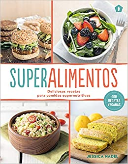 Superalimentos: Amazon.es: Jessica Nadel, Gemma Fors Soriano ...