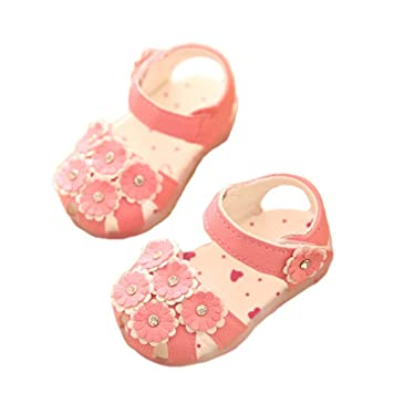 Old Baby Toddler Shoes Girls Summer