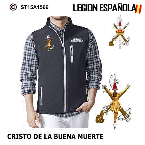 bazardelalegion Chaleco Legion Española (M): Amazon.es: Ropa y ...