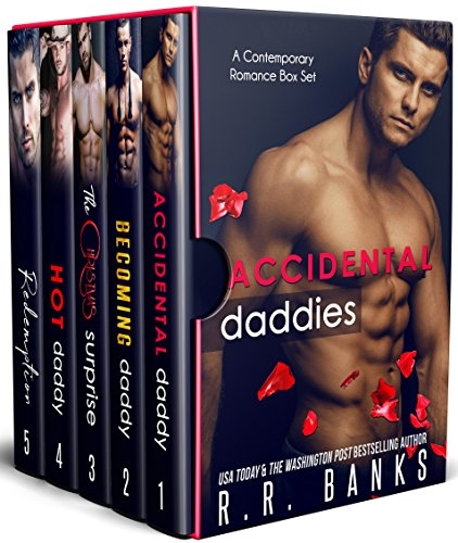 Accidental Daddies: A Contemporary Romance Box Set cover