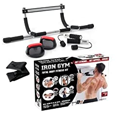 Iron Gym Total Body Fitness Kit Complete 4-Piece Kit from Pro Fit