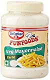 Funfoods Garlic Mayonnaise Eggless, 275G