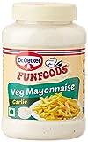 Funfoods Garlic Mayonnaise Eggless, 275G