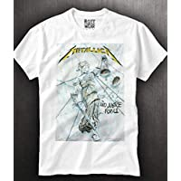 JUSTICE FOR ALL METALLICA PLAYERA ROTT WEAR