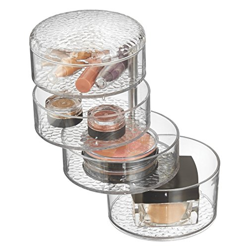 mDesign Pivoting Cosmetic Organizer Products