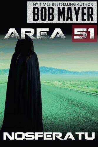 Area 51 Nosferatu  Volume 8