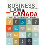 Business Law in Canada, Eleventh Canadian Edition,