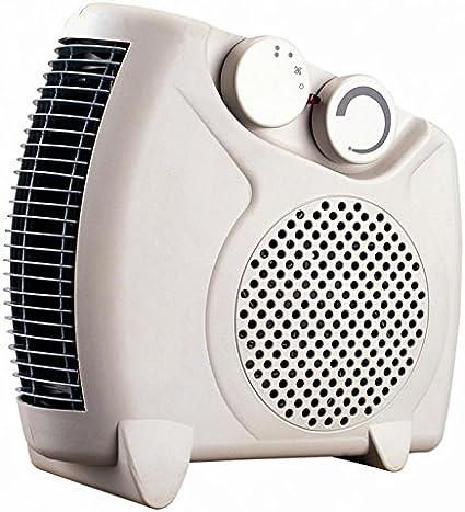 Termoventilador silencioso – Ventilador aire caliente y frio con ...