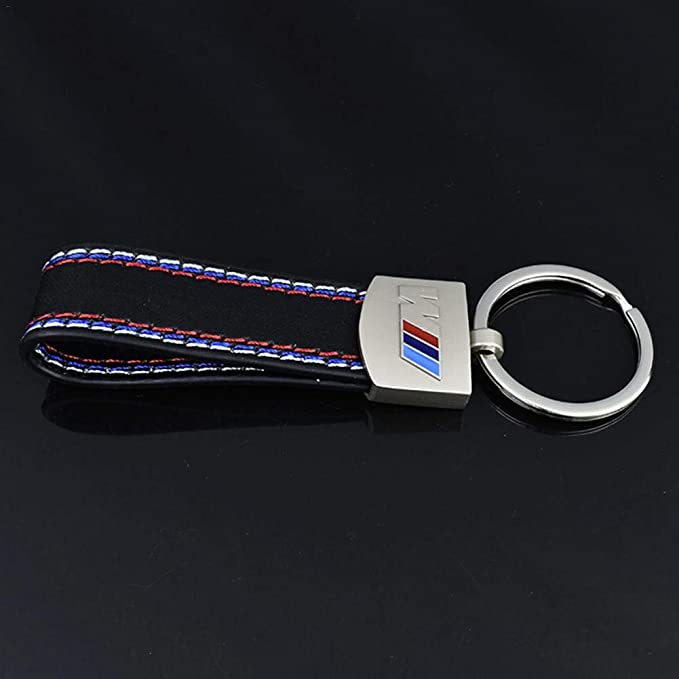 Steadyuf Fashion Metal Key Ring For Bmw M M3 M5 E36 E39 E60 F10 F30 X1 X3 Car Key Fob Universal Accessories Amazon De Bekleidung