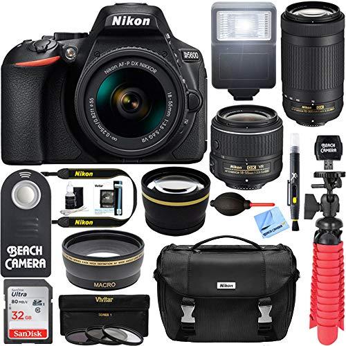 Nikon D5600 24 2 MP DSLR Camera AF P DX